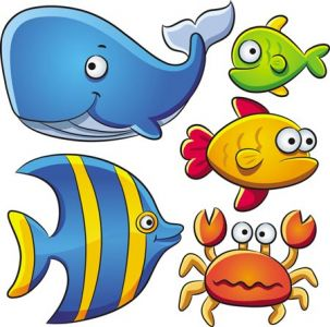 marine-life-cartoon-vector1