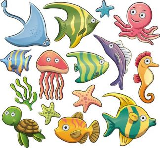 marine-life-cartoon-vector3
