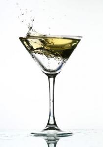 Martini glass image