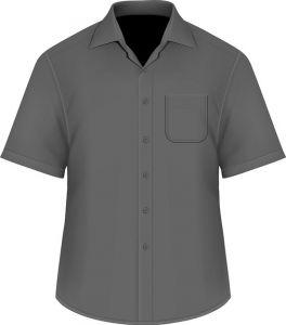 Mens sportwear clothes vectors