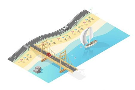 isometric-city-vector-elements1