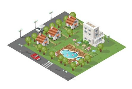 isometric-city-vector-elements5