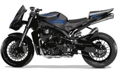 Moto vector template