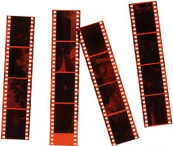 Movie photo tape image