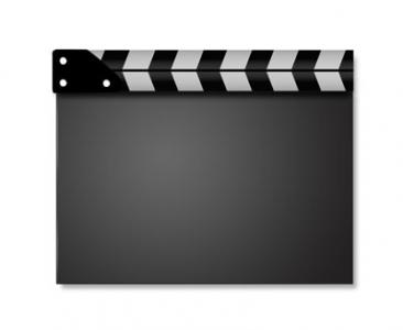 Movie photo tape image