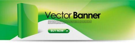 Multimedia vector banner