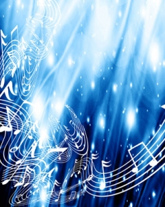 Music background texture