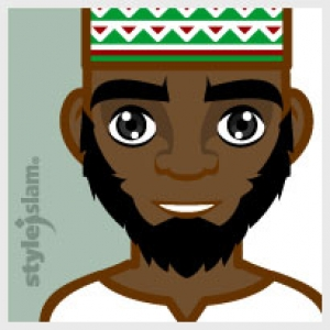 african-muslim-icon