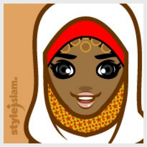 african-muslima-icon