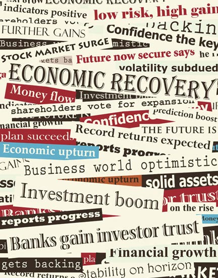 Newspaper headlines collage vectors – Newspaper Headline Template