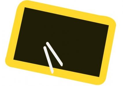 Office board vector