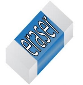 Office eraser vector