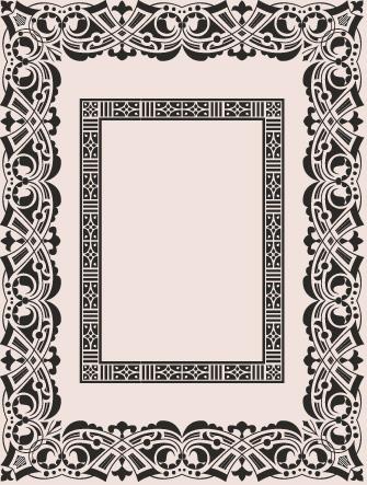 Old frames vectors