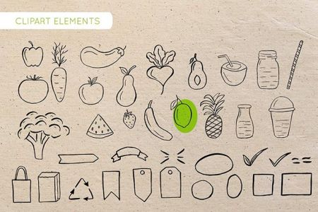 organic-bio-labels-vector4
