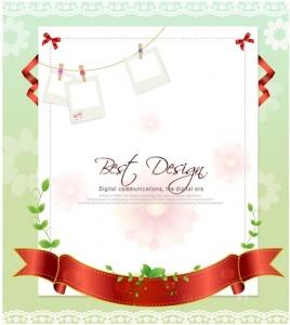 Paper card design
