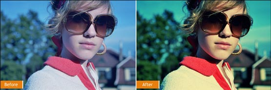 Photo actions for Photoshop