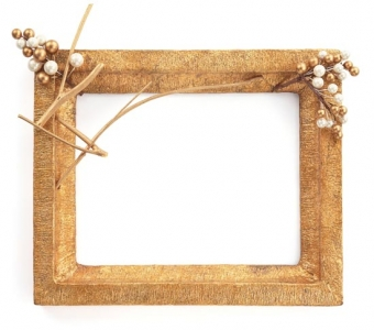 Transparent frame template