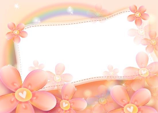Photoshop spring frames templates maxwellsz