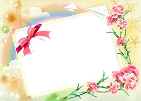 Photoshop spring frames templates for Picture frame templates for photoshop