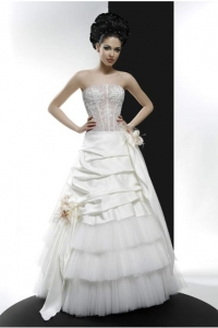 Photoshop wedding dress template