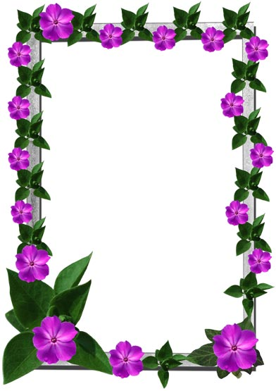 Flower Frame Vectors, Photos and PSD files | Free Download