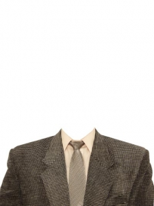 Transparent man suite for documents