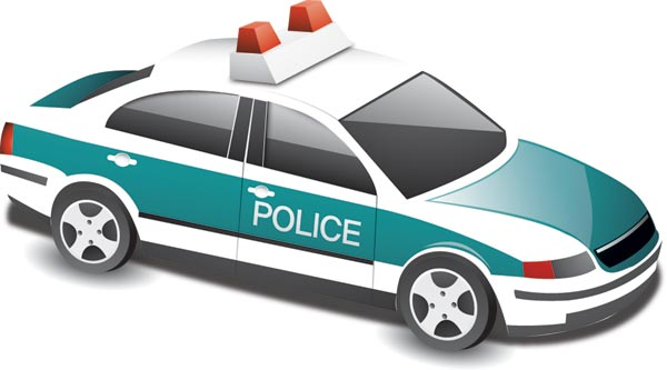 Graphics For Police Vehicle Vector Graphics Www