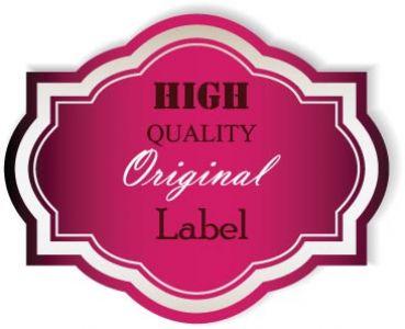 Premium ribbons and labels vectors