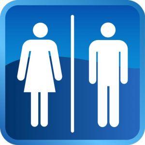 Public places vector icons