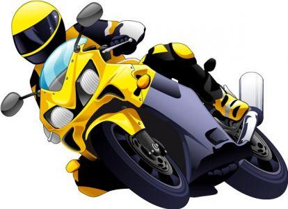 Off Road Motorcycle Helmets >> Racing and off-road moto vectors
