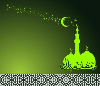 Ramadan Kareem greeting cards vector