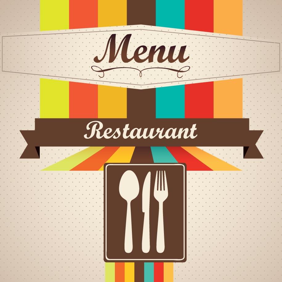 restaurant menu cover design ideas: fancy restaurant menu designs