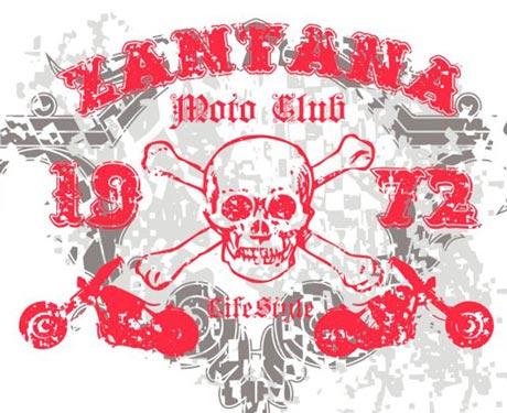 Retro design for t-shirt vector