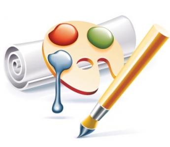 School education elements vector
