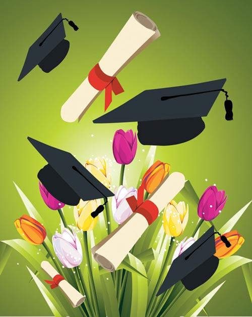 Поздравление окончания университета