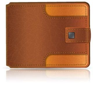 business-wallet-vector