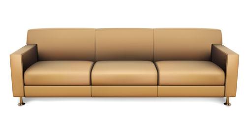 Sofa Design In Vector Format