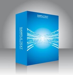 Software box layout