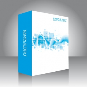 Software box model