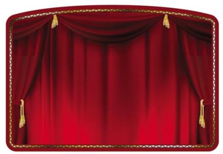 Theater curtain design