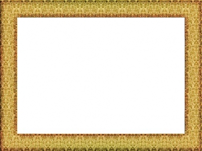 Transparent wooden frame template