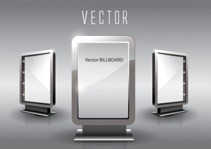 Vector billboard theme
