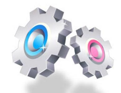 Vector icons design