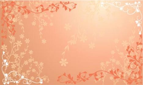 Vector wedding texture