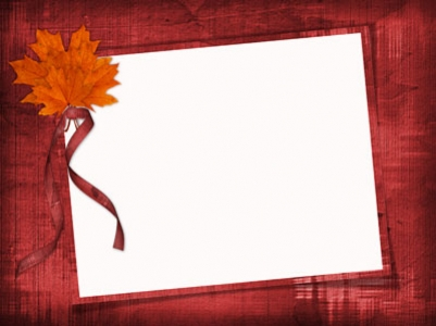 Wedding background frame