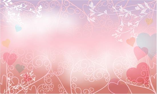 Free Wedding Invitation Background Images: Wedding Background Vectors