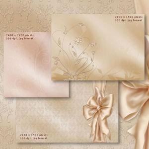 Wedding ornaments frames