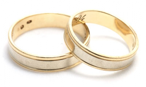 Engraved Ring Gong
