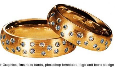 Wedding rings design