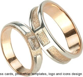 Png wedding rings